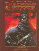 The Comic Cover Art of Dungeons and Dragons
