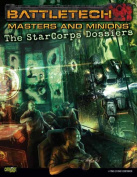 Battletech Masters & Minions Starcorps Dossiers