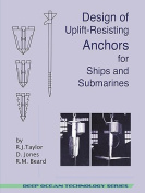 Design of Uplift-Resisting Anchors for Ships and Submarines