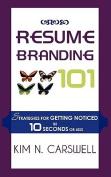 Resume Branding 101