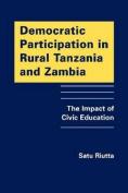 Democratic Participation in Rural Tanzania and Zambia