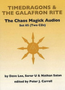 Chaos Magick Audios CD [Audio]