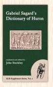 Sagard's Dictionary of Huron