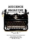 Audience Magazine (No. 15)
