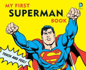 My First Superman Book [Board Book]