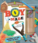 Boy-Made [With Craft Sticks, Duct Tape, Kite/Fishing Line]