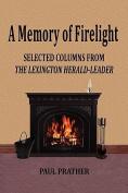A Memory of Firelight