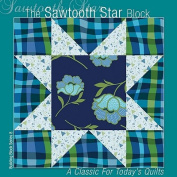 The Sawtooth Star Block