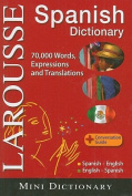 Larousse Mini Dictionary [Spanish]