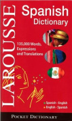 Larousse Pocket Dictionary [Spanish]