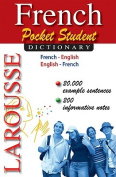 French Pocket Student Dictionary [FRE]