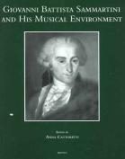 Giovanni Battista Sammartini and His Musical Environment (Sml 5)