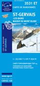 St-Gervais-les-Bains Et Mont Du Mont Blanc  [FRE]