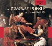 Anthologie de la Po'sie de Langue Francaise [Audio Book]