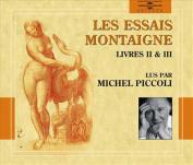 Les Essais Montaigne Vol. 2