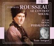 Le Contrat Social - Jean-Jacques Rousseau