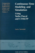 Continuous-Time Modeling and Simulation