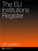 The EU Institutions' Register