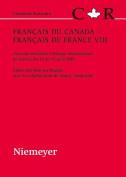 Francais Du Canada - Francais De France VIII [FRE]