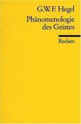 Phanomenologie Des Geistes [GER]