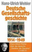 Deutsche Gesellschaftsgeshicte 1914-1949 [GER]