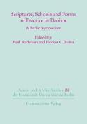 Scriptures, Schools and Forms of Practice in Daoism