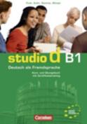 Studio D - Kurs Und Ubungsbuch MIT CD - Niveau B1
