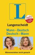 Langenscheidt Deutsch - Mann