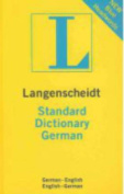 Langenscheidt Standard German Dictionary  [GER]
