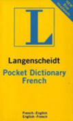 Langenscheidt Pocket Dictionary [FRE]