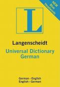 Langenscheidt Universal Dictionary [GER]
