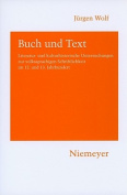 Buch Und Text [GER]
