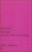 Don Juan, Oder Die Liebe Zur Geometrie [GER]