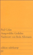 Ausgewahlte Gedichte Nachwort Von Beda Allemann [GER]
