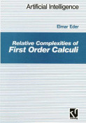 Relative Complexities of First Order Calculi  [GER]
