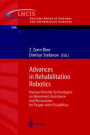 Advances in Rehabilitation Robotics