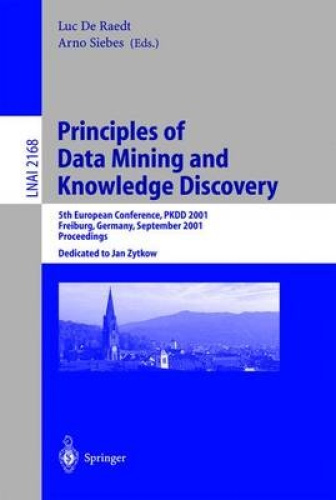 Principles of Data Mining and Knowledge Discovery: 5th European Conference, Pkdd