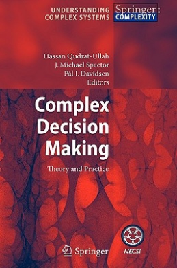 Complex Decision Making Download Epub Free