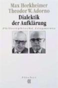 Dialektik Der Aufklarung [GER]