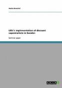 LIDL's Implementation of Discount Supermarkets in Sweden