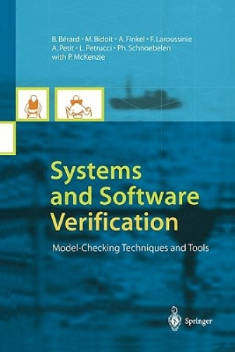 Systems and Software Verification by B. Berard.