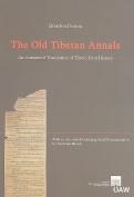 The Old Tibetan Annals