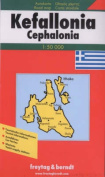 Kefalonia: FB.G045 (Road Maps)