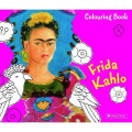Frida Kahlo (Colouring Books)