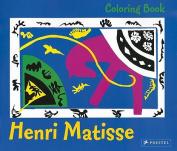 Coloring Book Henri Matisse