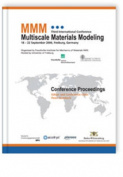 Proceedings of the Third International Conference Multiscale Materials Modeling