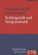 Textlinguistik Und Textgrammatik [GER]