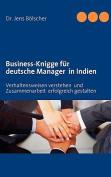 Business-Knigge Fur Deutsche Manager in Indien