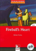 Fireball ' s Heart - Book and Audio CD Pack - Level 1