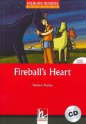 Fireball's Heart (Level 1) with Audio CD